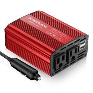 Buy cheap 12V DC to 110V AC Automotive Power Converter , Vehicle Power Inverter product