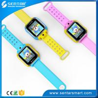 Buy cheap China OEM high quality tracking kids V83 3G gps smart watch with 200m camera pedometer product