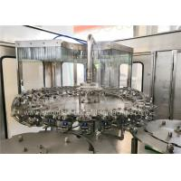 Buy cheap Small 2000BPH Turnkey Automatic Mineral Water Filling Bottling Machine from wholesalers