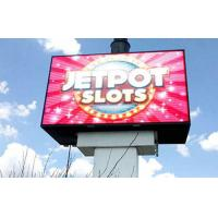Buy cheap Outdoor  Full color led screen board P6 with smooth display effect and Large viewing angle product