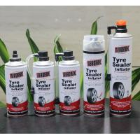 Buy cheap Non Toxic 450ml Tubeless Tyre Puncture Sealant Auto Emergency Tool Kit product