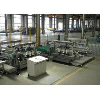 Automatic Glass Grinding Equipment For Straight Line Pencil Edges