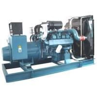 Buy cheap 300kw/375kva Doosan generator (P158LE-1) with Engga alternator and automatic controller product