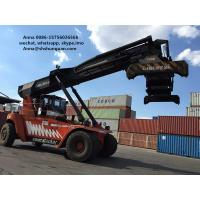 Buy cheap 45 T Used Reachstacker , Container Lift Truck Excellent Working Condition product
