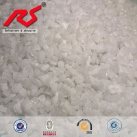 Buy cheap Cutting Abrasive Raw Materials F12 F24 F36 White Fused Aluminum Oxide product