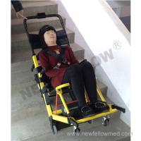 Buy cheap Chair Stretcher for old people , Electric Climbing Chair , Electric Evacuation from wholesalers