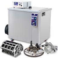 China 100 Liters Effective Ultrasonic Cleaning Machine For Carbon Particulate Filters on sale