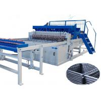 Buy cheap High Precision 8T Reinforcing Mesh Welding Machine 5 - 12mm Water - Cooled product