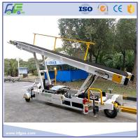 Buy cheap Stable Airplane Conveyor Belt Ground Support Equipment Working Pressure16 Mpa product
