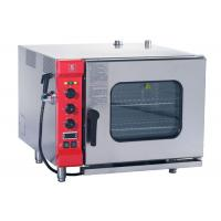 Buy cheap Indoor Commercial Baking Ovens , Electric Commercial Combi Oven With Boiler product