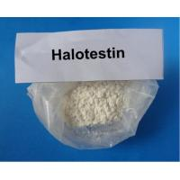 Buy cheap High Purity Anabolic Testosterone Steroids Fluoxymesteron Halotestin CAS No 76-43-7 product
