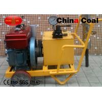 Buy cheap A Hydraulic Stone Splitter Drilling Machinery 280t Actual Split Force product