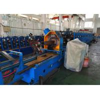 Buy cheap 2.5mm Thick Heavy Duty Rack Roll Forming Machine With Gear Box Transmission product