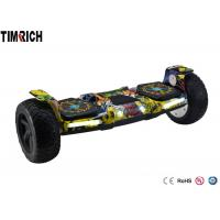 China TM-RMW-8-2  8.5 Inch 2 Wheeled Electric Skateboard Size 668*210*215MM Rubber Tire Material on sale