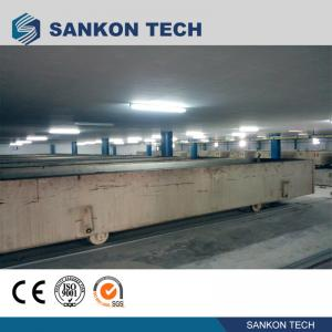 Buy cheap Steel Structure Aerated Concrete AAC Plant Mould product