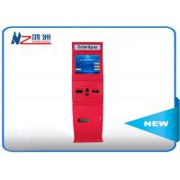 Buy cheap 55 inch IP66 free standing kiosk with waterproof  media function product