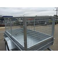 Hot Dipped Galvanized Heavy Duty 6x4 Cage, Mesh Cage, Stock Crate