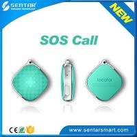 Buy cheap MTK3337 chip ISO 5.0 GPS tracker for car SOS call button remote monitor device for kids safety product