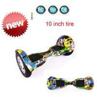 Buy cheap 10 inch big tire mini smart self balance electric scooter two wheel product