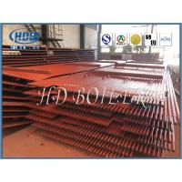 Buy cheap Steel Industrial Boiler Water Wall Panels For Recycling Water ,Utility/Power from wholesalers