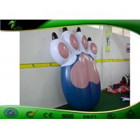 Buy cheap 2 M Inflatable Balloon Animal Paw Air Mattress / Inflatable Animal Shape Claw product