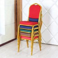 Buy cheap Multi Colored Velvet Dining Chairs With Stable Crossbeam Weight Bearing product