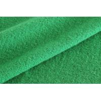 Buy cheap Green Color Medium Weight Boiled Wool Fabric For Blazer Without Washed product