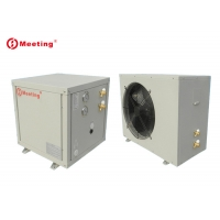 Buy cheap Meeting 12kw domestic hot water air source heat pump water heater split product