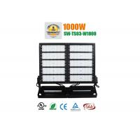 Buy cheap 150lm / w 1000w outdoor led spotlights with beam angle of 25 40 60degree from wholesalers