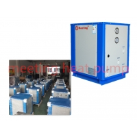 Buy cheap Meeting Mds60d 21kw Water Source Heat Pump Water To Water Heat Pump Household Heating System product