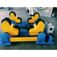Buy cheap 40 Ton Standard Industrial Pipe Welding Rotator Fit Up Fabrication from wholesalers