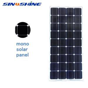 Buy cheap 1640*992*40mm high efficiency 4bb lines Monocrystalline 290 watt solar panel work in wind and snow product