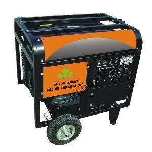 Buy cheap Gasoline Generator Set 6.0kVA-7.0kVA with Wheel and Handle product