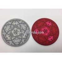 Buy cheap Cheap 3D custom plastic silicone rubber cup coasters for drinks home travel promotional gifts product