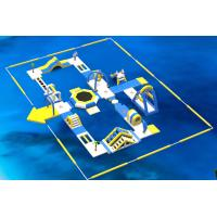 Buy cheap Inflatable Floating Water Park /  Kids Water Park Projects With 0.9mm PVC Tarpaulin product