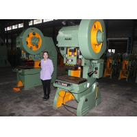 Buy cheap Foot / Hand Pedal Control Hydraulic Eccentric Press Machine 63 Ton Compact product