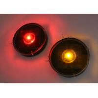 Buy cheap Waterproof In Pavement Solar Delineator Cat Eyes Road Reflectors Dia.100mm product