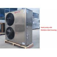 Buy cheap 3 phase 380V 21KW house monoblock heat pump air water meeting md60d from wholesalers
