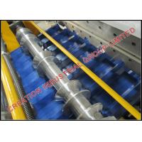 Buy cheap Galvalume Metal Roof Panel Roll Forming Machine, R Panel Cold Roll Forming Equipment product