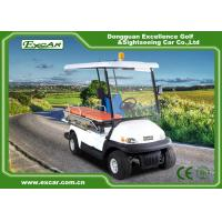 Buy cheap Two Seats With Stretcher Electric Ambulance Car 3.7KW 48V Trojan Battery Ambulance Car product