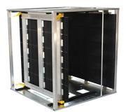 Buy cheap Easy Operate SMT Magazine Rack With Groove Width 5mm , Pitch 10mm ML-7062 from wholesalers