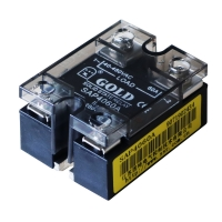 Buy cheap High Current 240v 100 Amp Single Phase SSR product