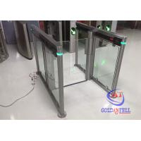 China Building Factory Entrance Automatic Speed Gate Turnstile Under 240 Volt on sale