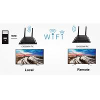 Buy cheap Wireless 5.8G HDMI 1080P Extender with IR and Loop out Can Extend 200M for Home Office Meeting Room product