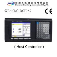 Buy cheap Two Axis Cnc Lathe Controller , Programming Cnc Board Controller 8.4 Inch Lcd Displayer product
