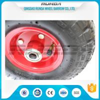Inner Tube Pneumatic Rubber Wheels Bent Valves Offset Hub Length 19/20mm Bearomg