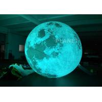 Buy cheap Giant Inflatable Lighting Decoration With Colorful LED Blub CE EN71 EN14960 product
