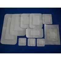 Buy cheap Non woven adhesive wound dressing wound plaster product