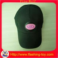 Buy cheap Promotional Gift EL Flashing Cap, Sport Hat With Led light HL-B5113 product