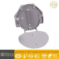 Buy cheap Flame Retardant Fiber Optic Tray For Bunchy Fibers 12 - 24 Port Pole Mounting from wholesalers